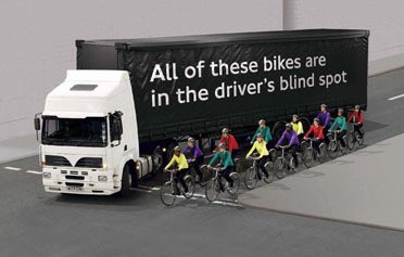 HGVs: designed for the open motorway & inexplicably now commonplace on crowded city streets. https://t.co/DqpIhb3F7o HT @Cycle_Kix
