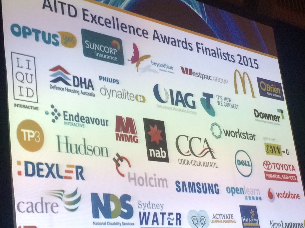 #AitdAwards kicking off - big night, impressive line up of finalists cc @aitd1 https://t.co/nKyxlApRUG
