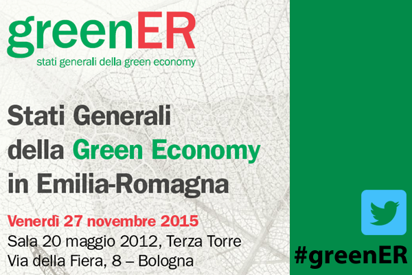 Oggi a #Bologna 3^ torre @RegioneER stati generali #GreenEconomy diretta streaming #greenER https://t.co/EXw2jDxIYf https://t.co/MRdVzQklAc