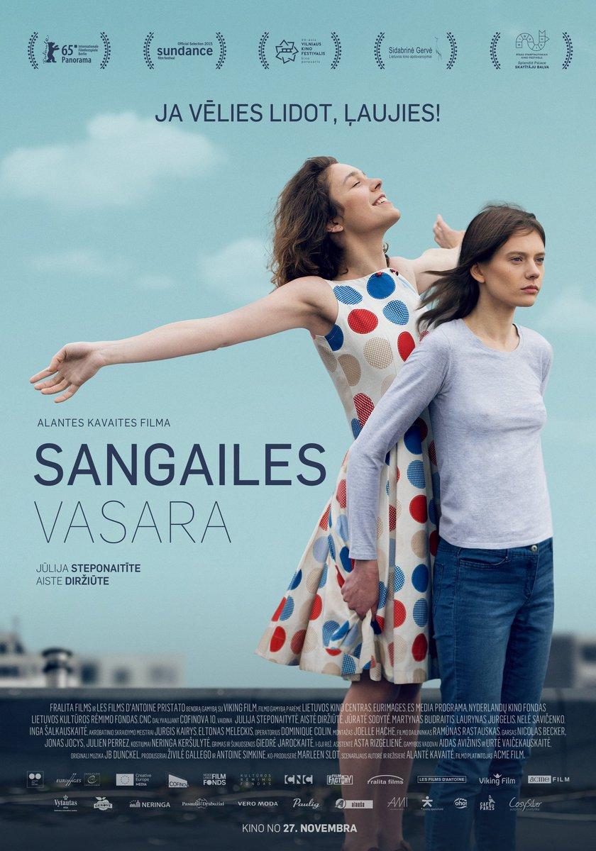 [好雷] 戀戀飛翔 Sangailes Vasara (2015 立陶宛