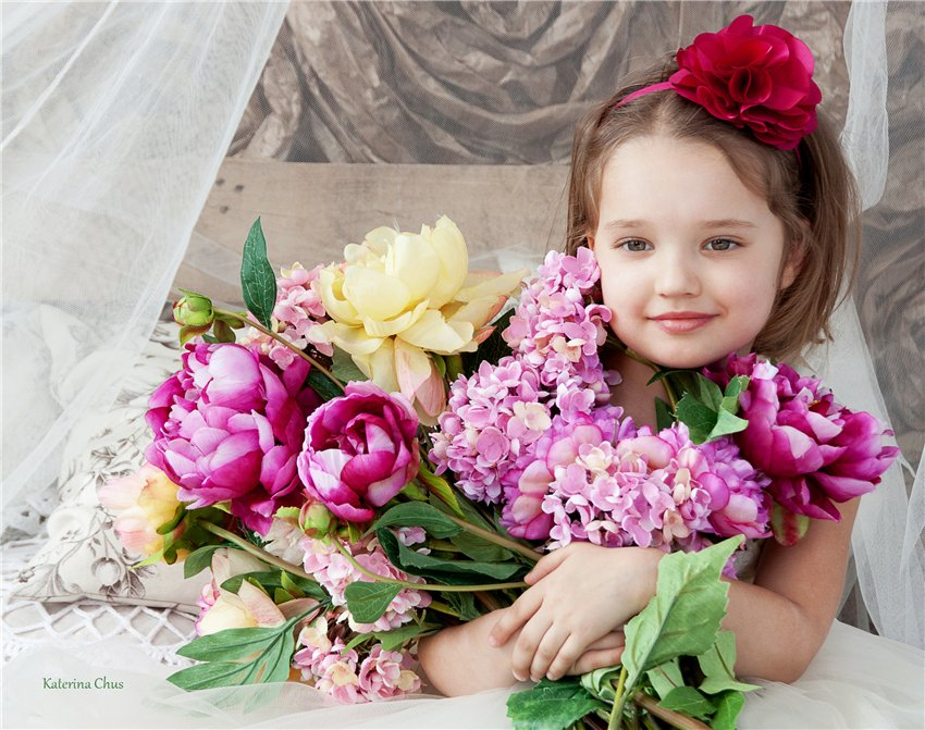 Добрые картинки для дочери