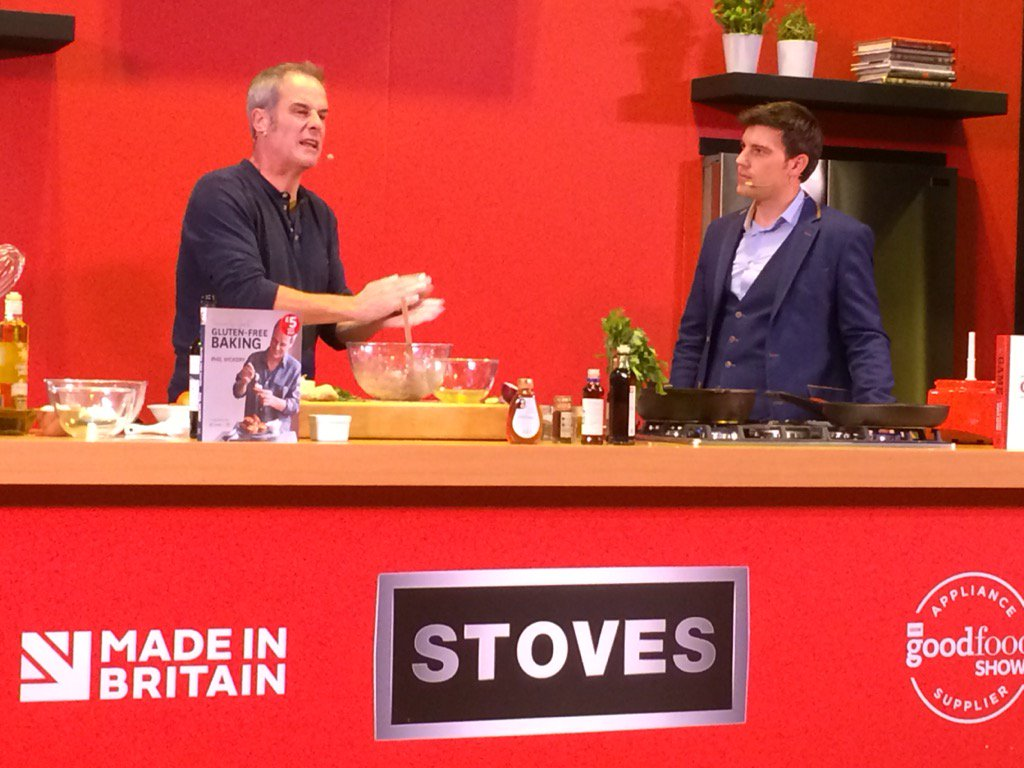 RT @philvickerytv: Thanks Stoves good day at BBC Good Food Show #stoves https://t.co/7ZWPAVVPxE