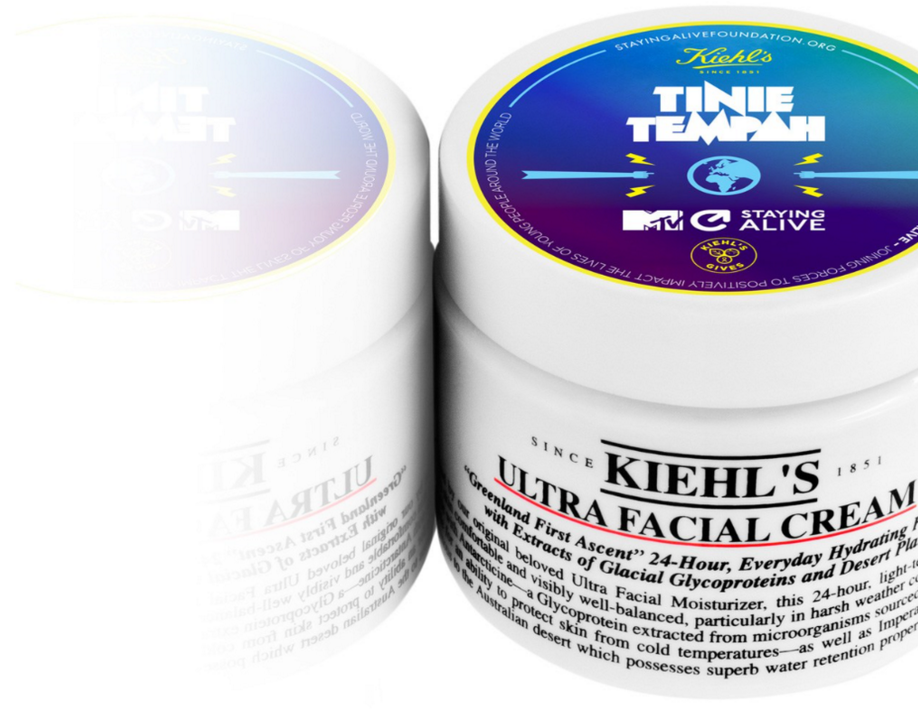 It's also #FreebieFriday! RT & follow for the chance to win a Kiehls x Tinie Tempah Ultra Facial Cream #bbloggers https://t.co/GNbfa8OrDa