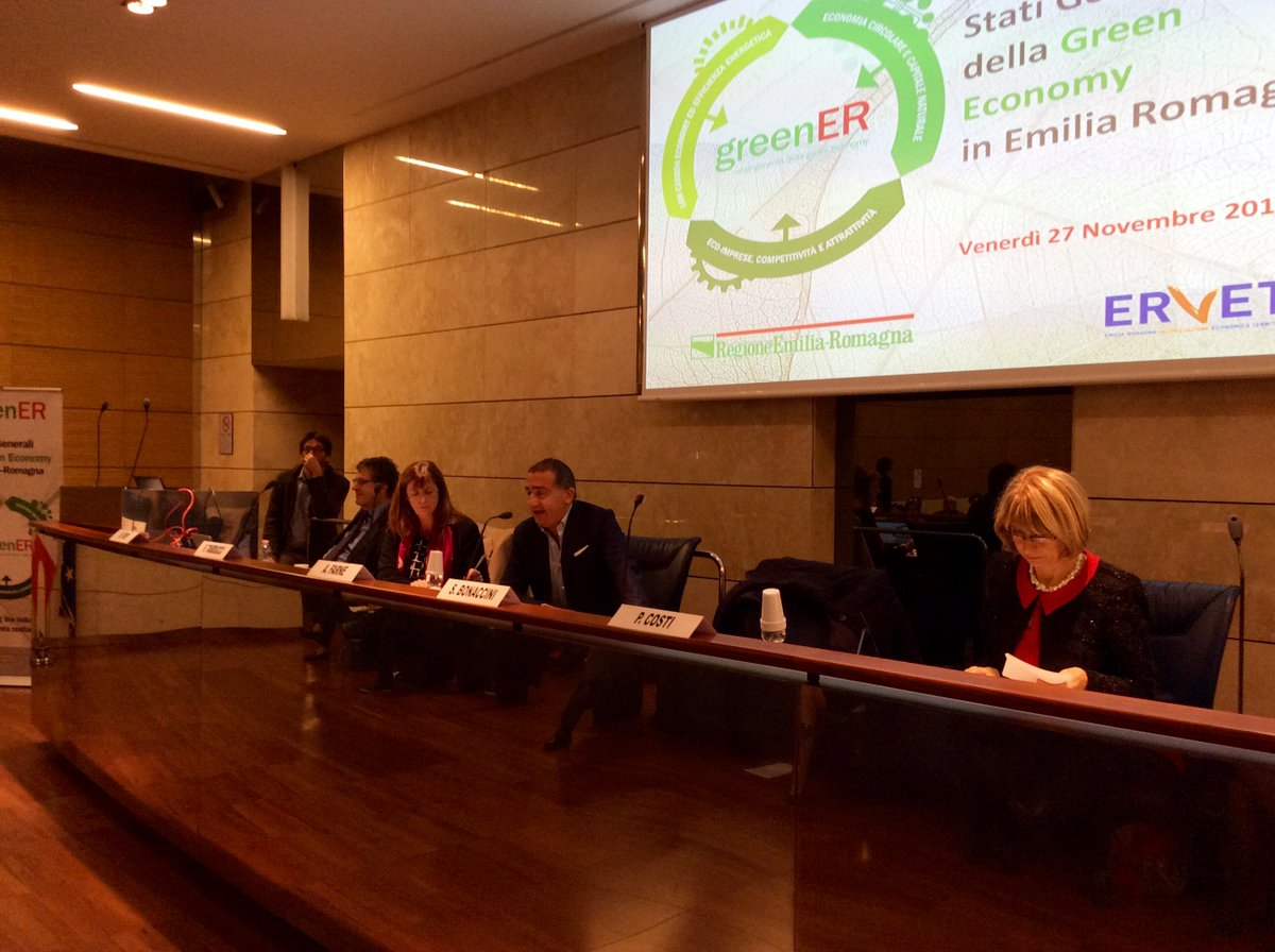 .@PalmaCosti apre i lavori stati generali #GreenEconomy, percorso e iniziative #greenER https://t.co/EXw2jDxIYf https://t.co/6n8TSY6Yum