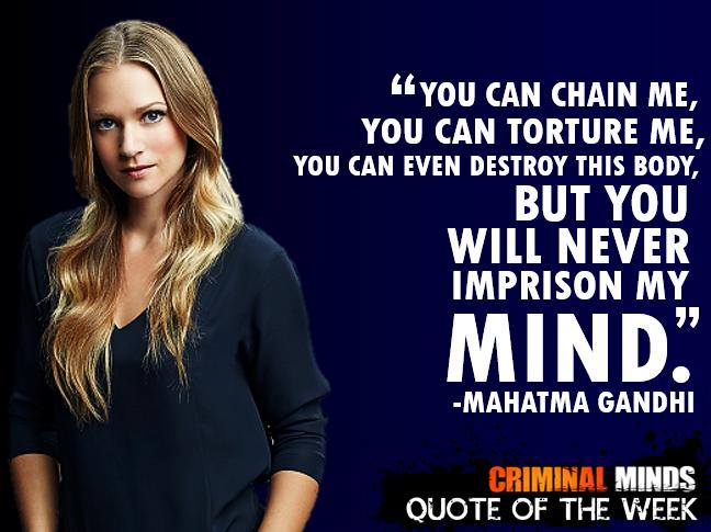 Criminal Minds Hub on Twitter: \