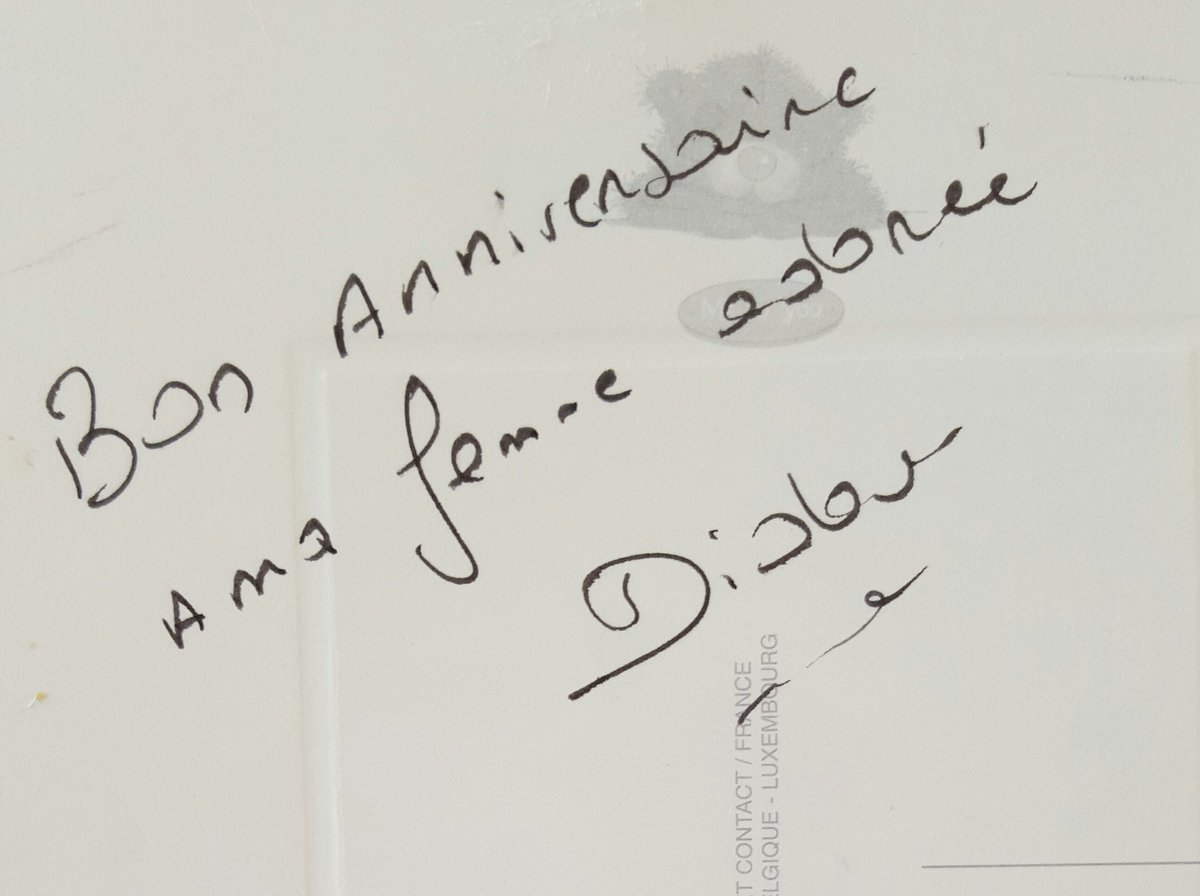 Martine Rapenne On Twitter Merci Mon Mari Pour Tes