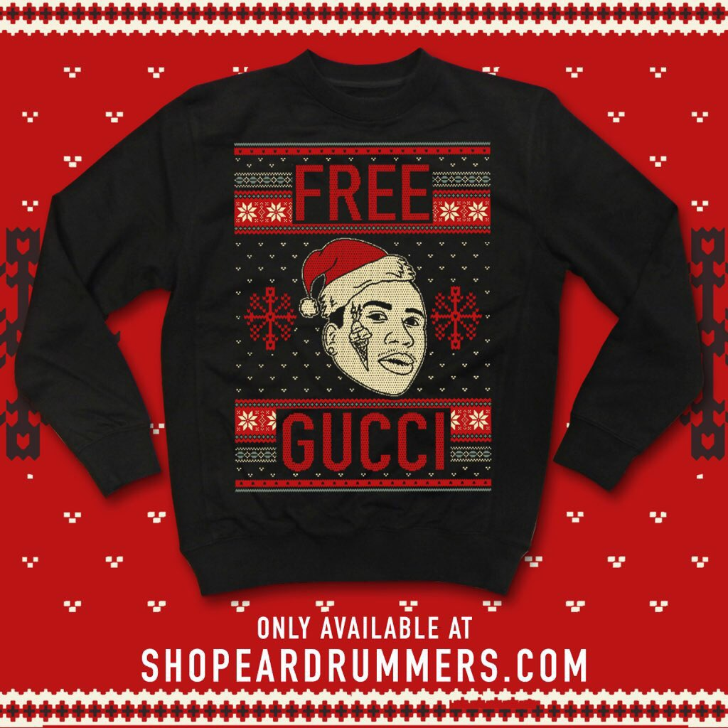 gucci mane on twitter all i want for christmas httpstcodzrrwts26p httpstcoac1ms064e4 - Gucci Mane Christmas