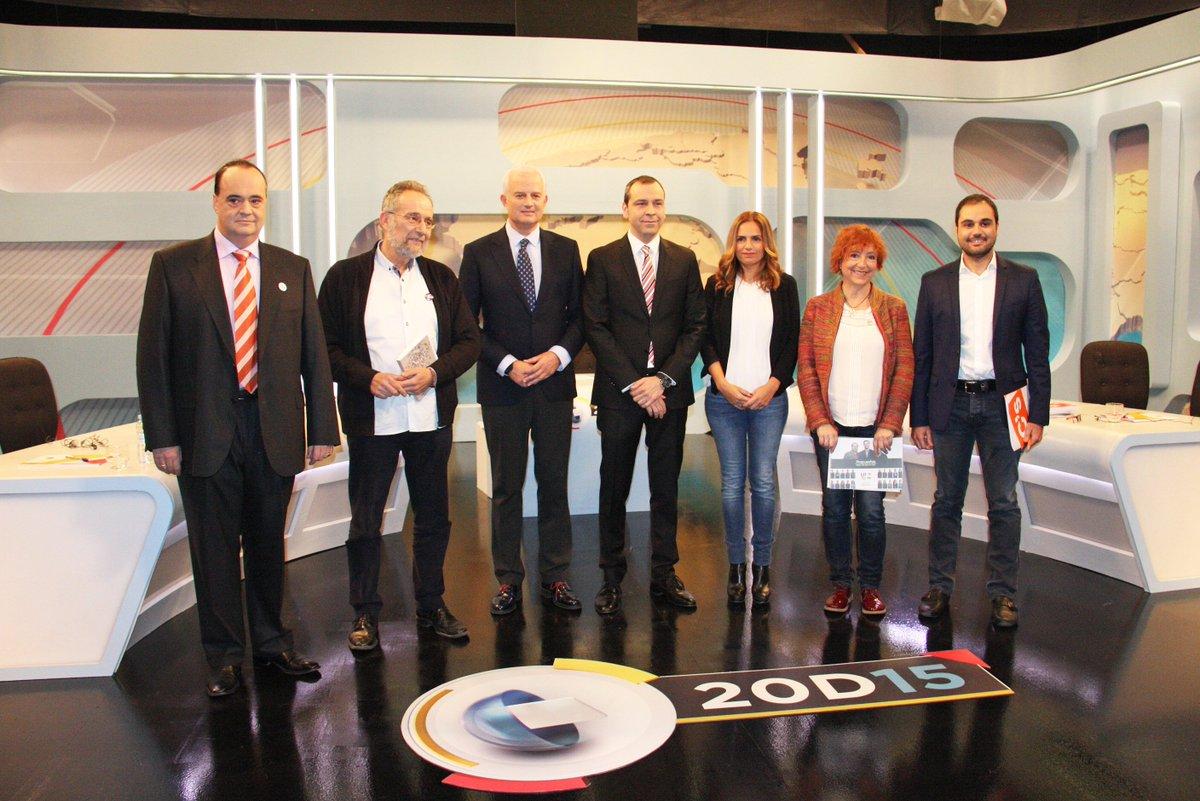 Thumbnail for Rodrigo Gómez en el debate electoral de Aragón TV (11/12/2015)