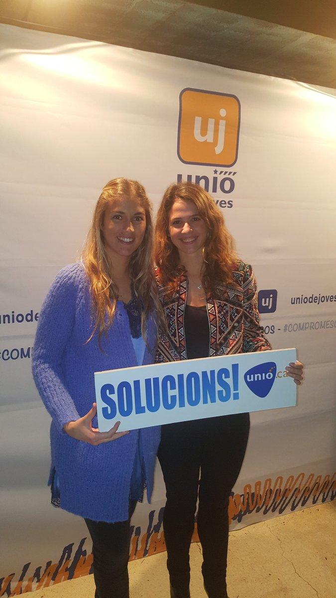 Que us semblen les candidates 3 i 6 d'Unió?  @QueraltPuig @RosauraFerriz @unio_cat #solucions Jo també les votaré! https://t.co/GiOVfHqyM9