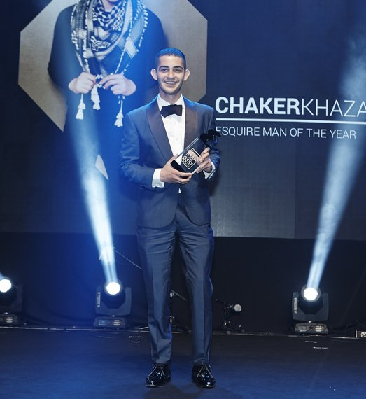 From a Palestinian Refugee Camp to Esquire Man of the Year https://t.co/KRVjMK0CiC https://t.co/cHNENE468q