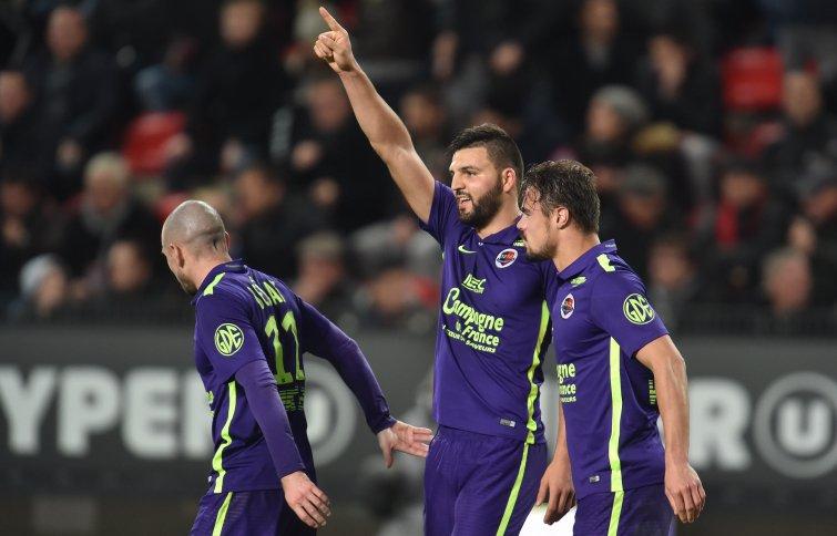[18e journée de L1] Stade Rennais 1-1 SM Caen CV-gojyWEAAjgZ6