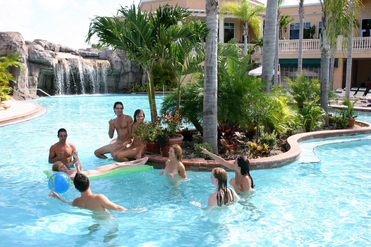 Caliente resort in tampa bay florida