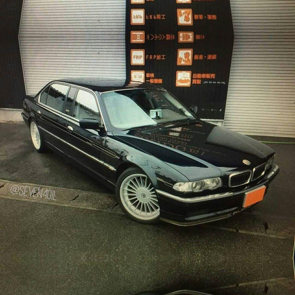 BMW Series On Twitter L Alpina L Alpina BMW E Series - Bmw alpina e38