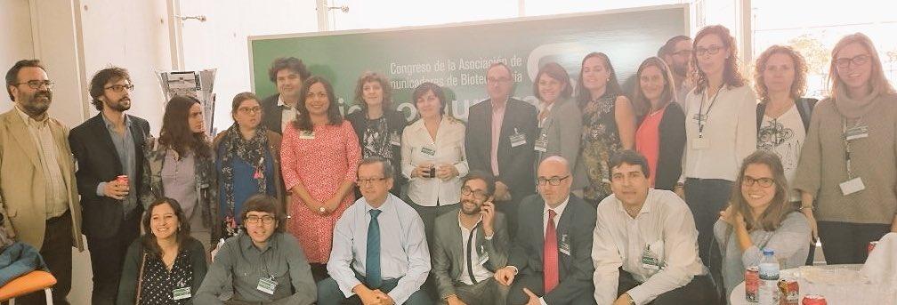 Muchas GRACIAS a todos: Organización, asistentes, ponentes, tuiteros #biocomunica15 patrocinadores y colaboradores. https://t.co/f9c7VgiL6W