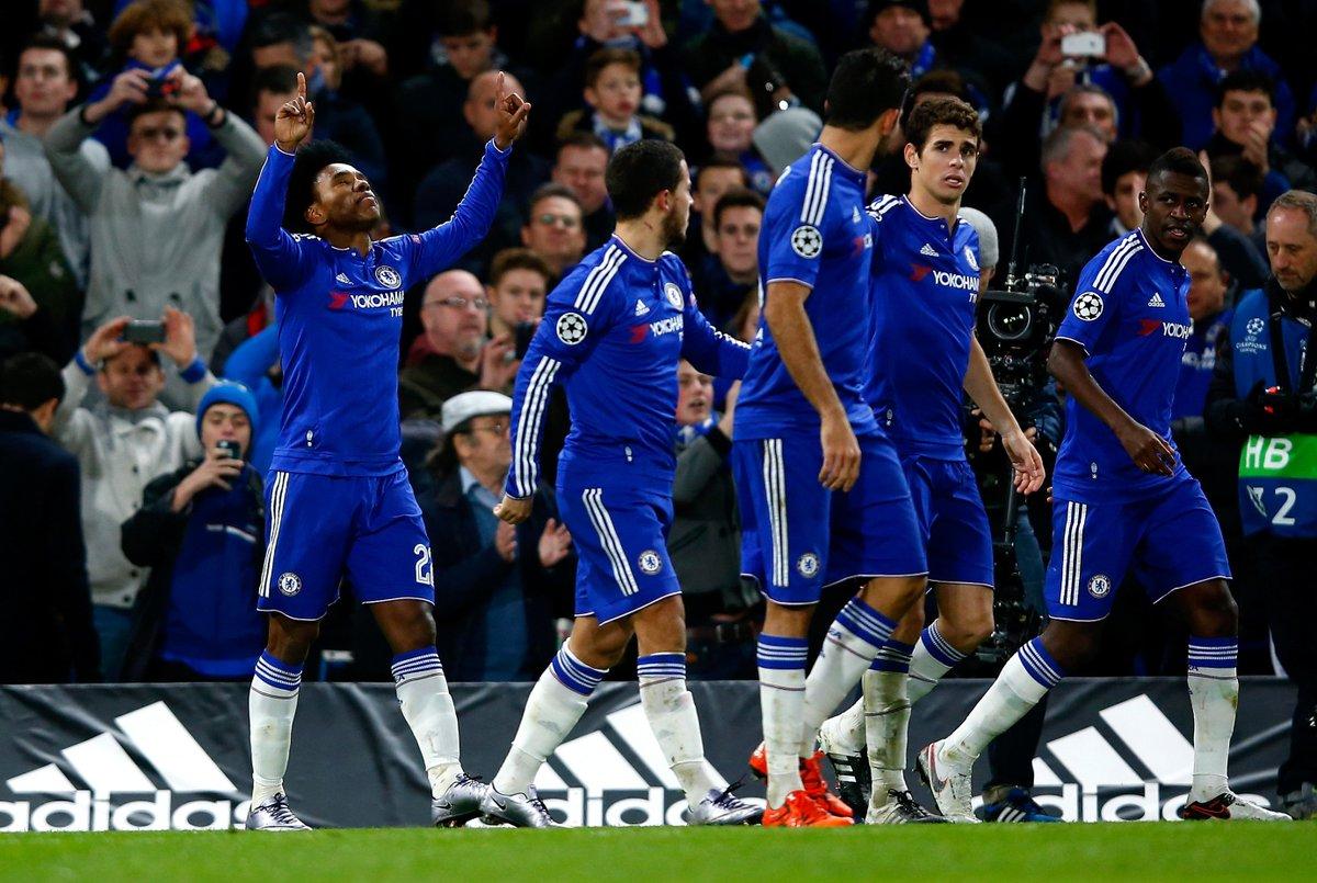Video: Chelsea vs Porto