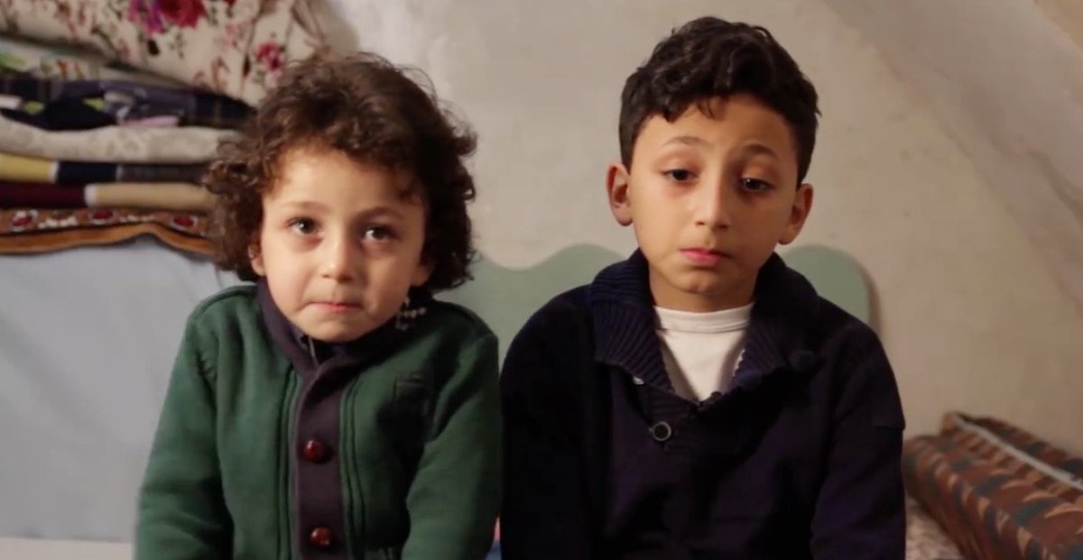 Israel plans to throw these kids out of their home so settlers can have it https://t.co/91jHFk9lFU https://t.co/wEWOhuQr1p