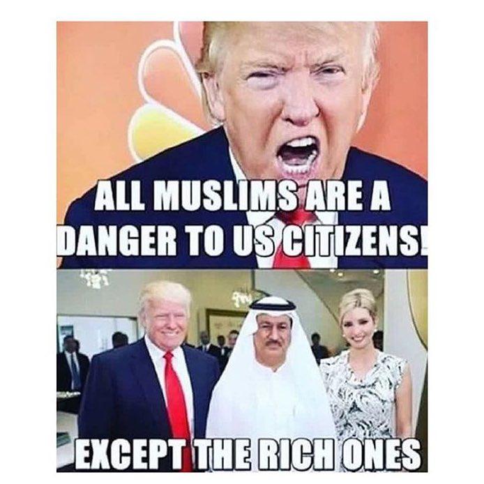 #MuslimsDebateTrump  Let's talk about double standards, Mr Trump.. https://t.co/Y6zPhC38qp