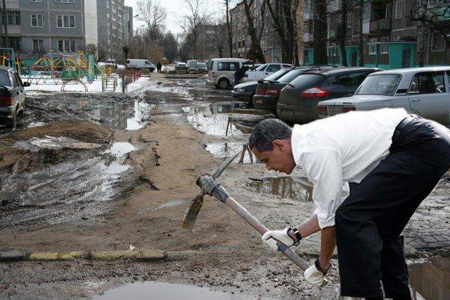 В России не будут строить новых дорог в 2016 году из-за сокращения бюджета, - Росавтодор - Цензор.НЕТ 4547