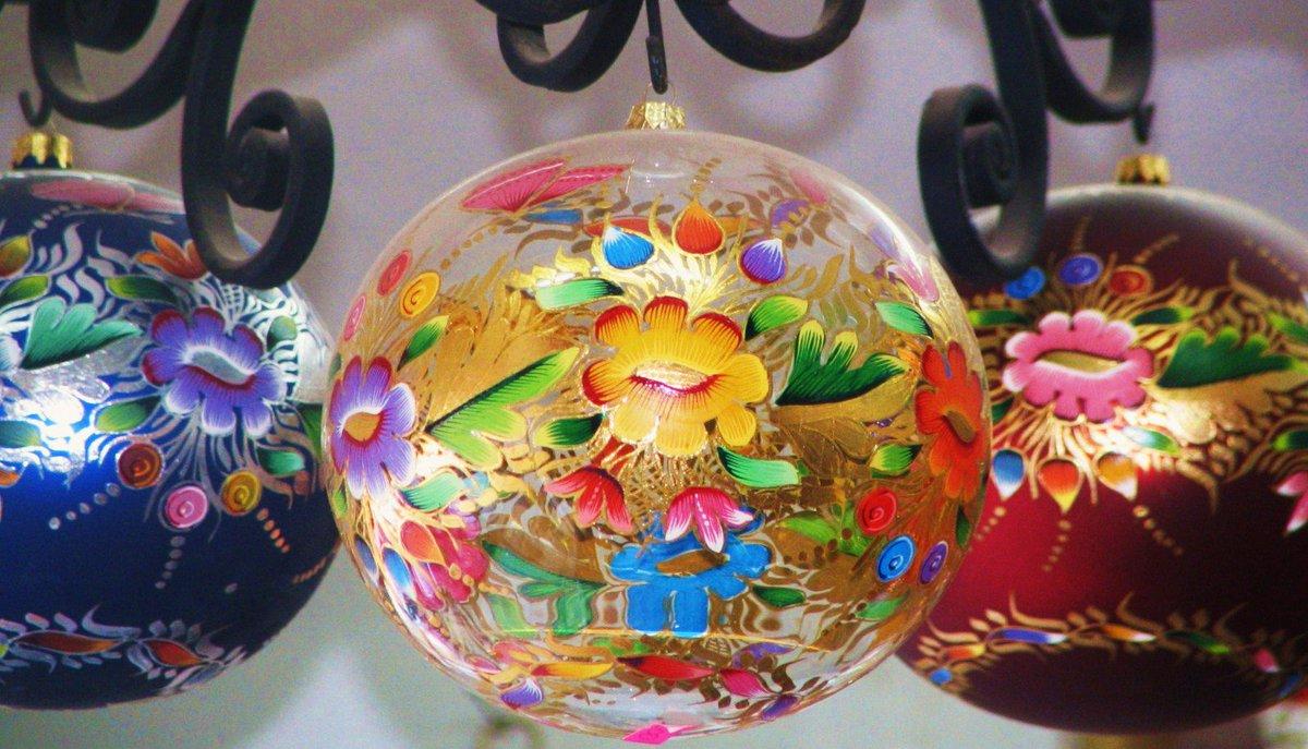 Chignahuapan es uno de los lugares ideales para comprar adornos de navidad.