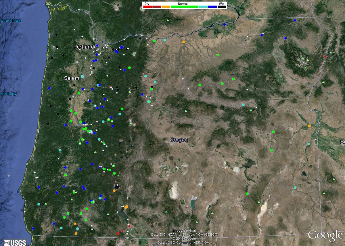 Google Oregon Map.Blm Oregon Washington On Twitter Real Time Google Earth Map Of