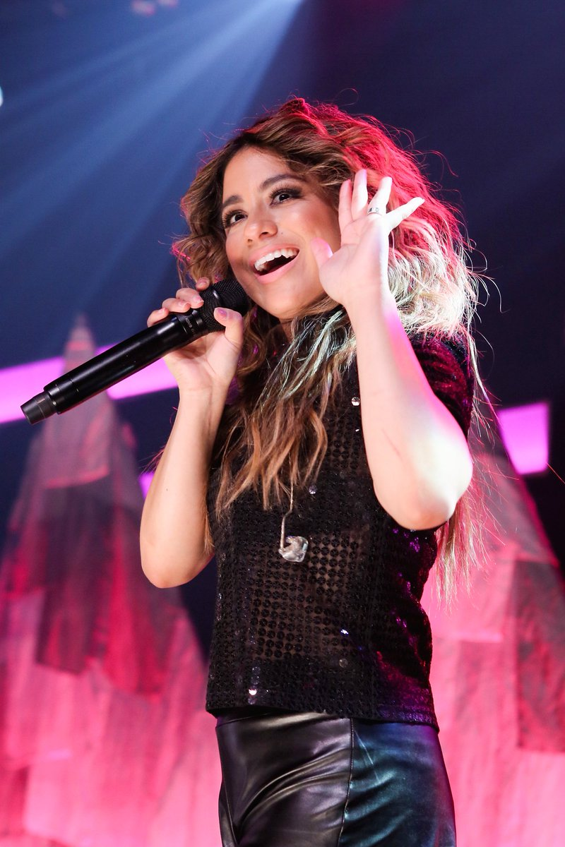 Can't wait to see you Friday @AllyBrooke! #WeLoveYouAlly #iHeartRadioJingleBall