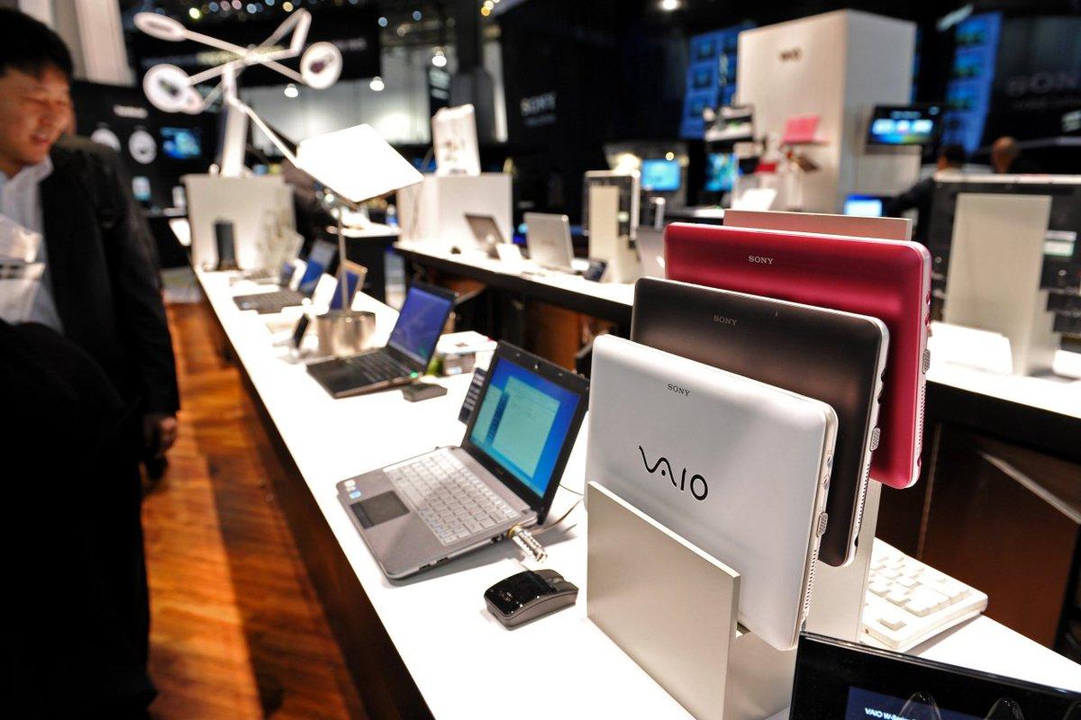 Vaio open to PC consolidation talks with Toshiba, Fujitsu