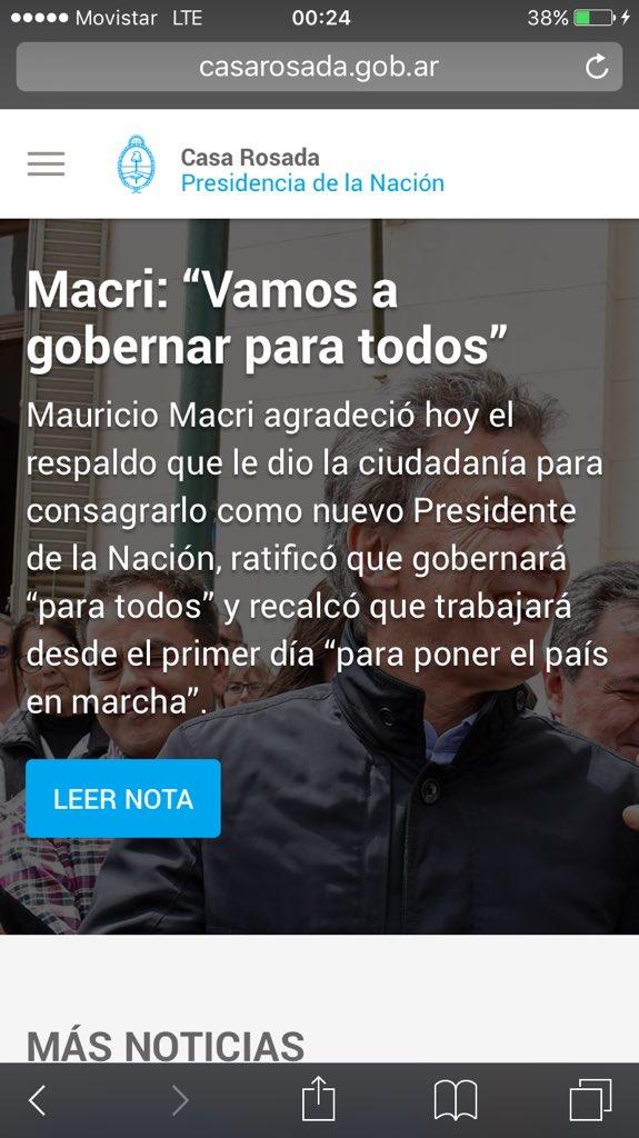 Hola Casa Rosada https://t.co/W1wGMqCZjO https://t.co/iU5xN4muCD