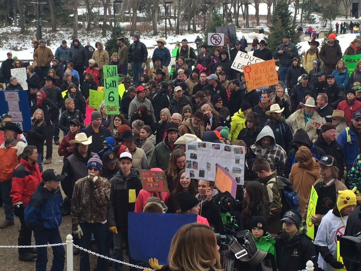 Wetaskiwin joins other Alberta counties decrying Bill 6 #yeg https://t.co/j9R48vXpeO https://t.co/9W8urdUaXF