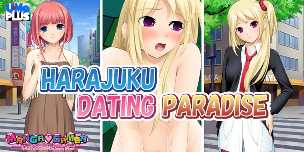 Harajuku Dating-ParadiesVerärgerter Online-Dating