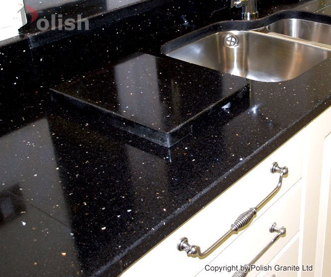 Kitchen Worktops Quartz V Granite: Polish Granite LTD (@PolishGraniteUK)