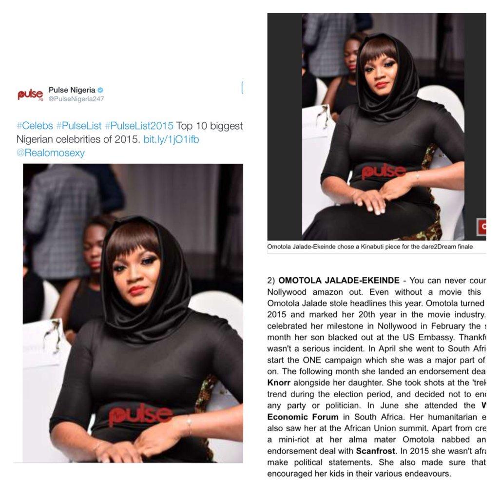 @realomoesxy @realomosexy @realomosexy #Biggest Nigeriancelebrities2015 #pulsenigeria247 #Greatness https://t.co/xJvzyX5VSk