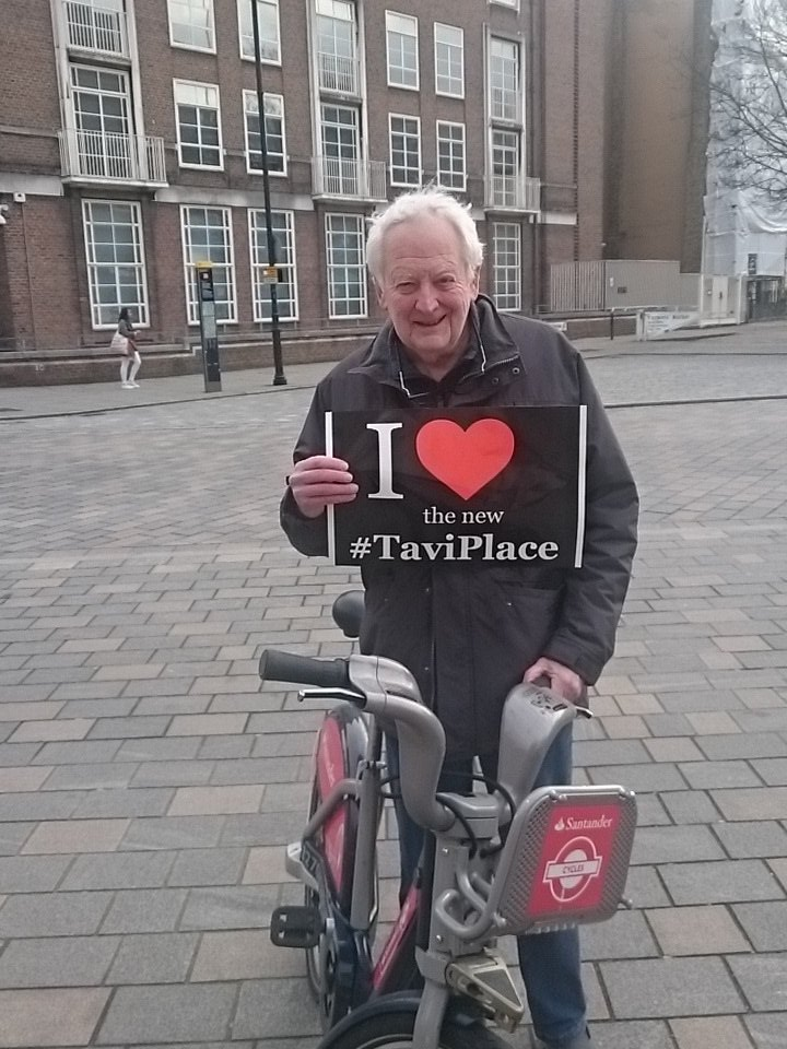 Prof John Adams #ilovetaviplace https://t.co/48QrjwRJkM