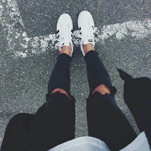 Adidas Superstar Tumblr Girl Contractme Ca