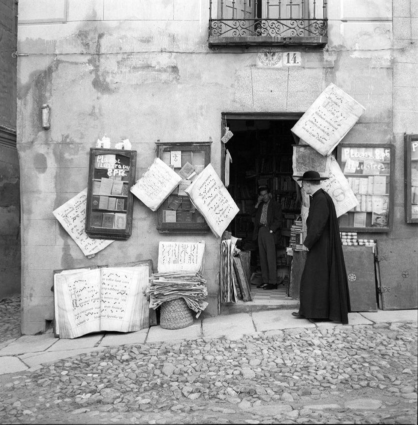 Fotografía de Toledo, de Catalá Roca.