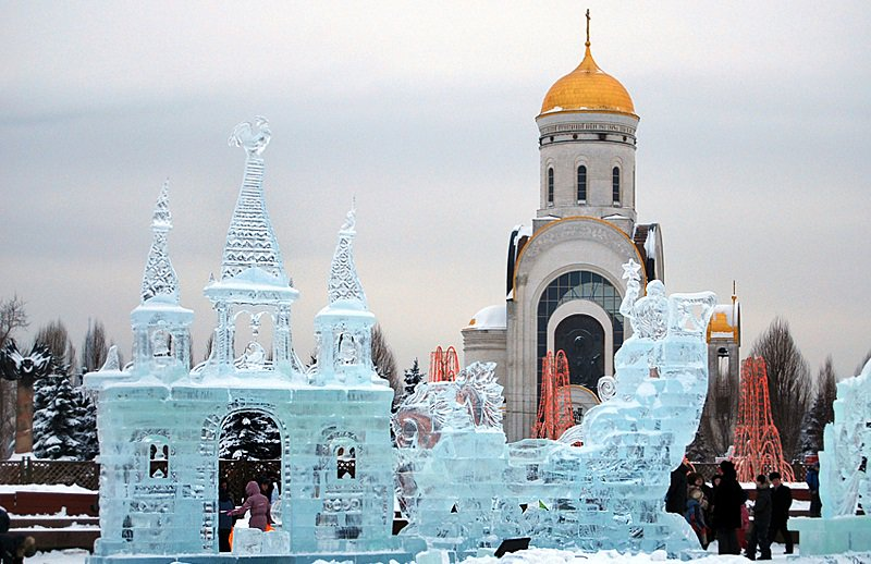 это можно поклонная гора ледяные скульптуры картинки больше