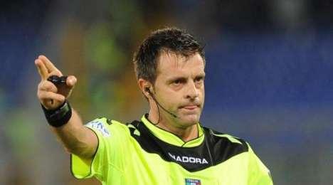 Un altro big match per la Roma con Rizzoli.