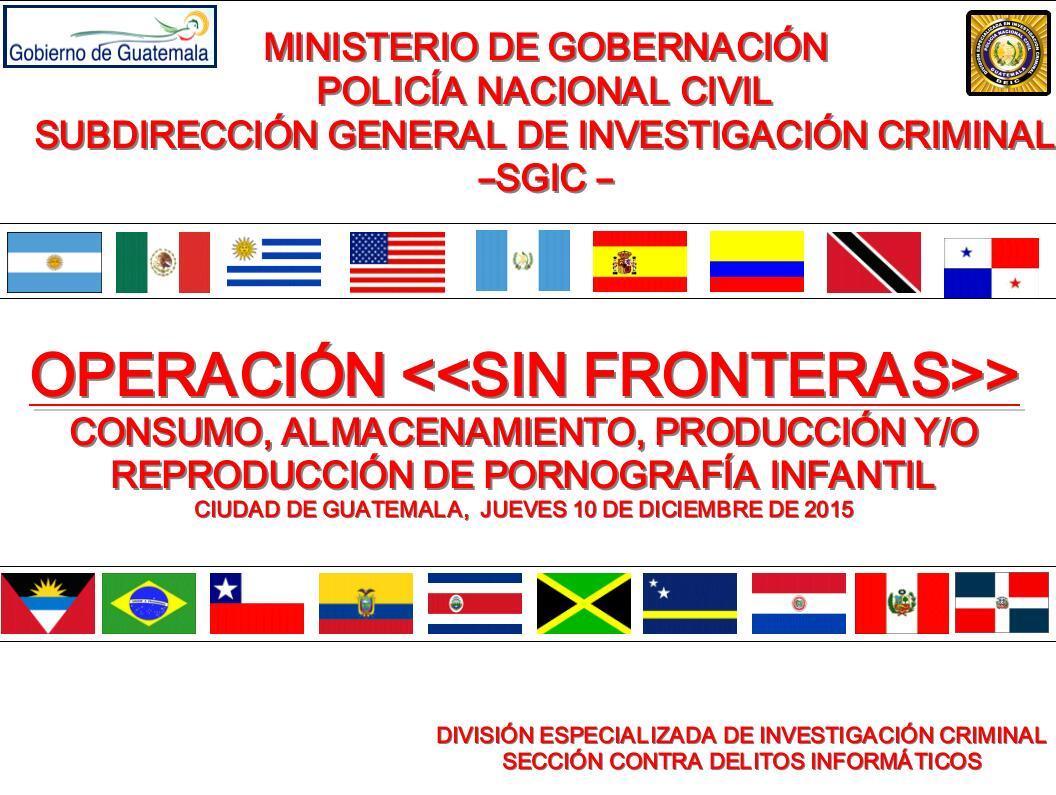 pnc guatemala on twitter   u0026quot la unidad ciber crimen de pnc hace acciones con las que se une a la