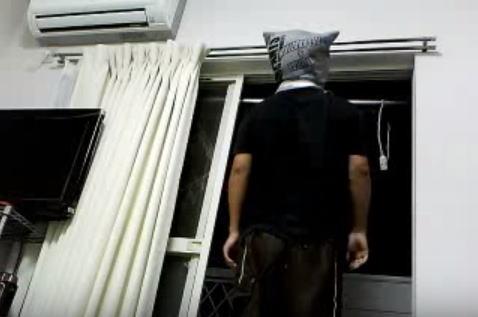 首吊り動画
