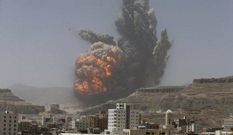 Terroristas explodem igreja católica no Iêmen