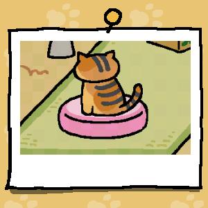 Neko Atsume Cat Cross Stitch Pattern Patches Princess and