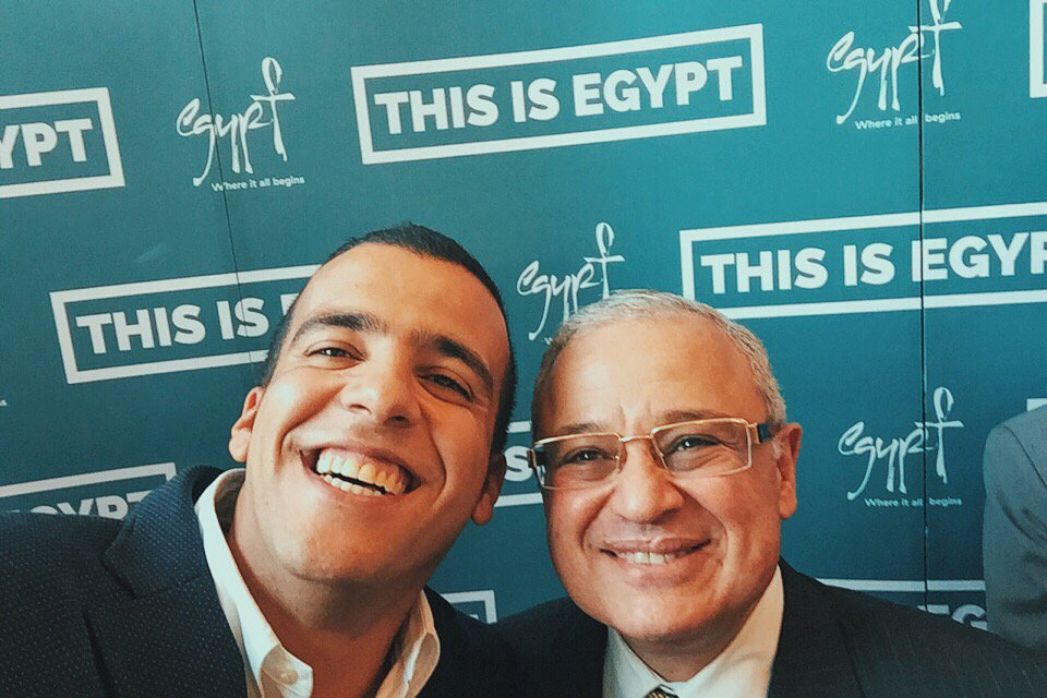 Finally the dream became reality, a peoples campaign! Let's show the world that #ThisIsEgypt!! LET'S DO THIS!! https://t.co/o9QU8S16db