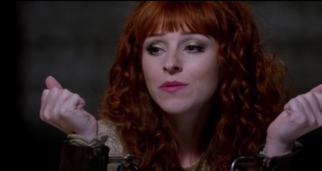 ruth connell eyes