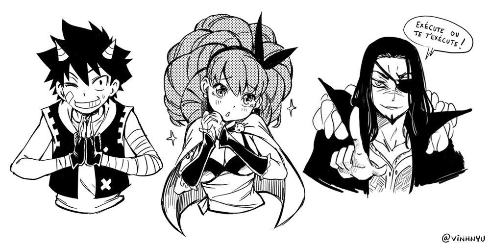 Risultati immagini per radiant manga