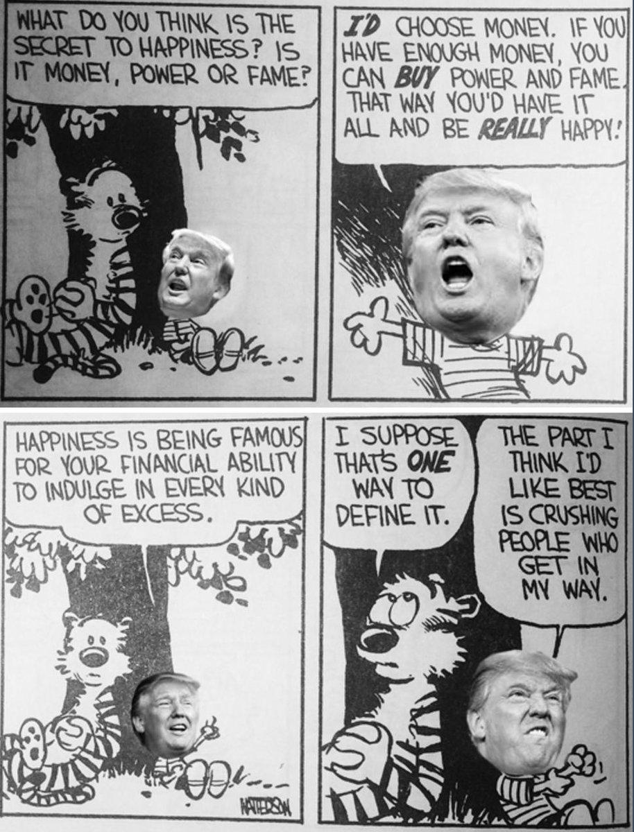 Trump & Hobbes #Trump https://t.co/e4PQhlrgPR