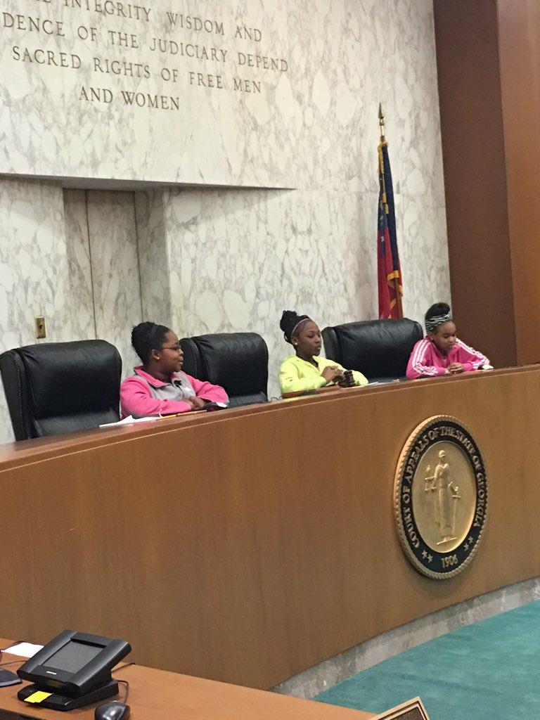chief judge dillard on twitter it was truly my pleasure to speak
