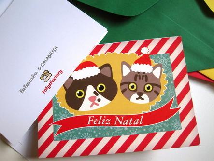 Reeditamos o cartão mais fofo do Brasil! E com frete grátis! acabou de chegar na lojinha :) https://t.co/DfSw4GolQu https://t.co/00IudZ10kc