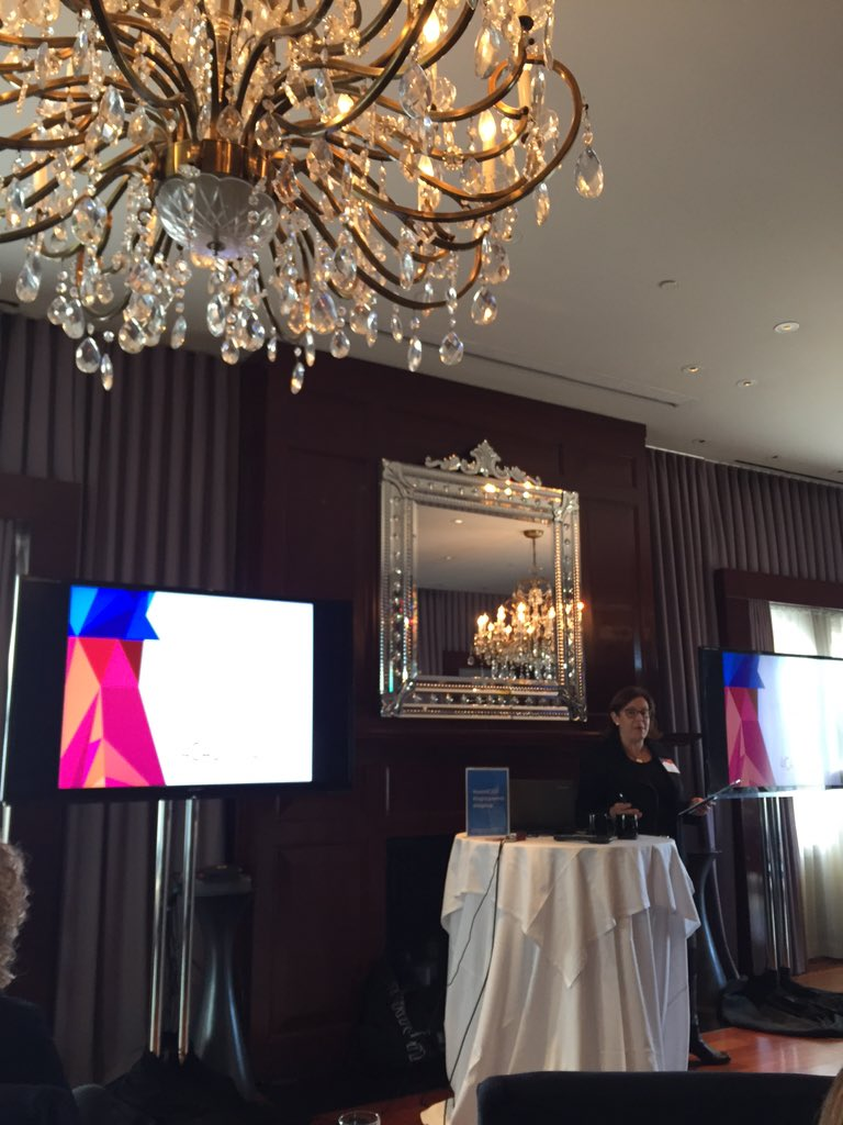 Kicking off #Event4CAST in the beautiful Clift Hotel with @ITAGroup. https://t.co/5TXcA4oLGC
