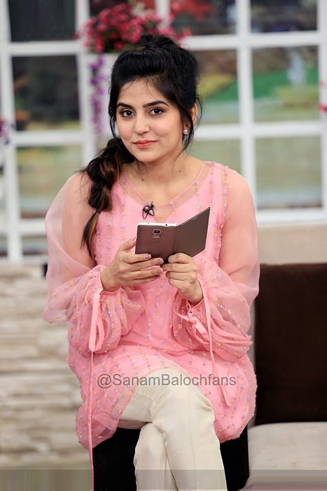Sanam Baloch Dresses Design