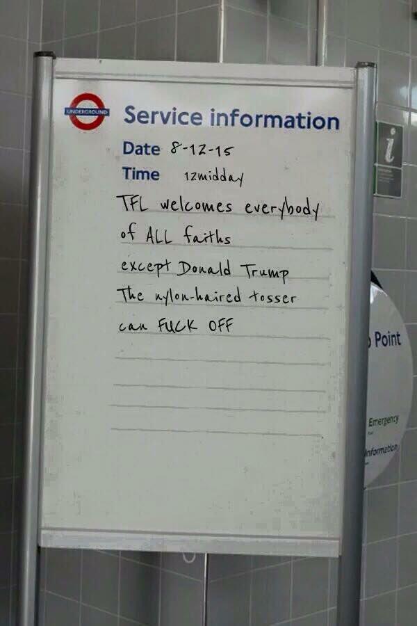 London Transport doing its bit. https://t.co/4dN6hWIKnm