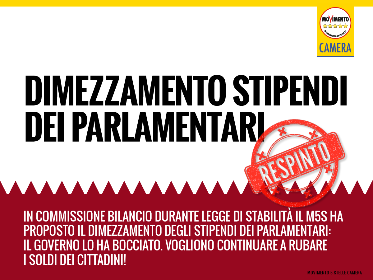 m5s camera on twitter mifidodelm5s perch propone il